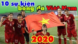 Lịch thi đấu các giải bóng đá Việt Nam năm 2020