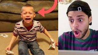 Kids React To THE WORST Christmas Presents 😱
