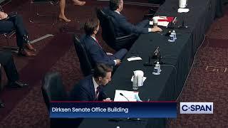 Senate Judiciary Committee votes 12-0 on Supreme Court nominee Judge Amy Coney Barrett