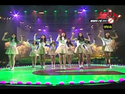 少女時代(SNSD) - baby baby (stage mix)