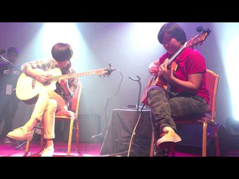 Mosaic Soundcheck with Sungha Jung