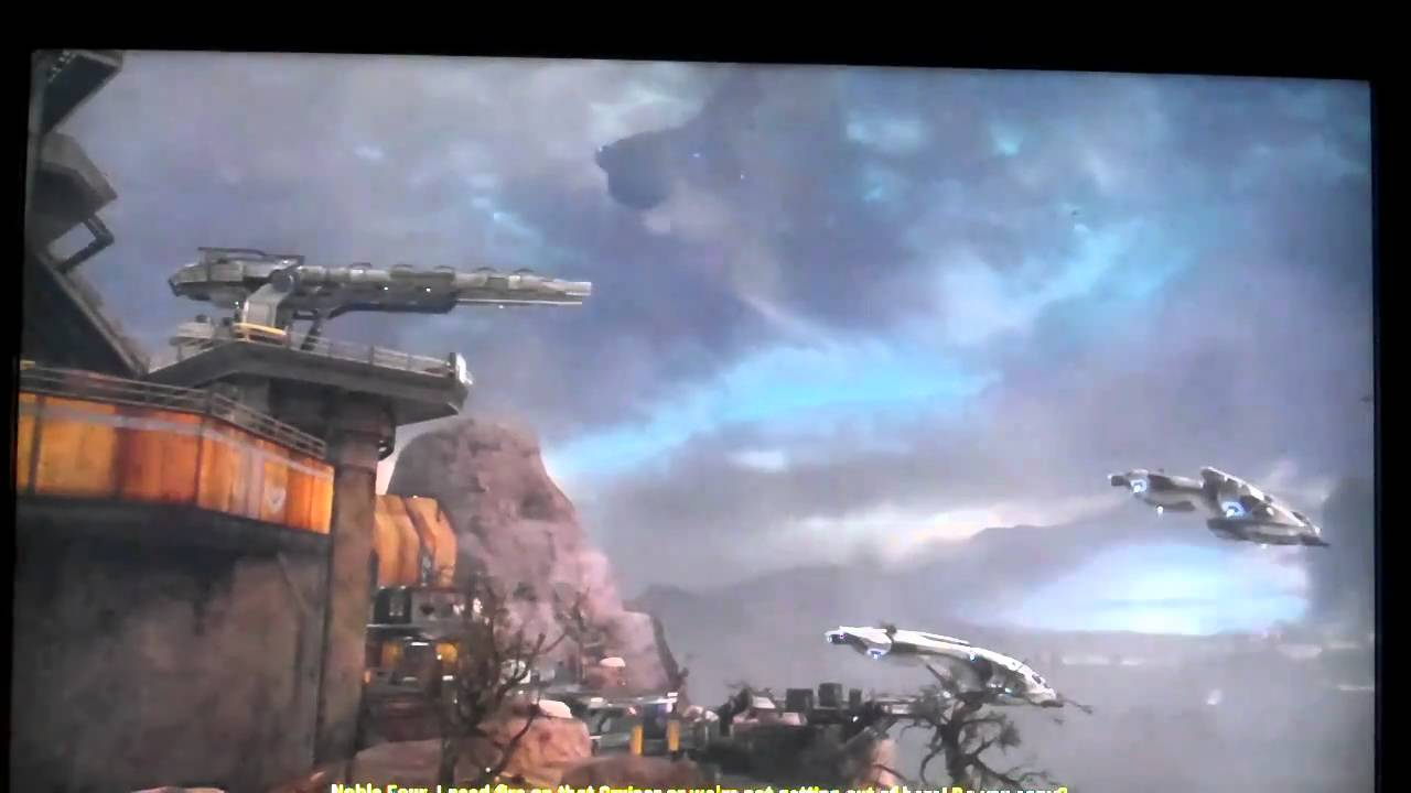 halo reach emile s death youtube