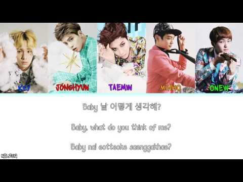 SHINee - Why So Serious? (Color Coded Lyrics) [Han/Eng/Rom]