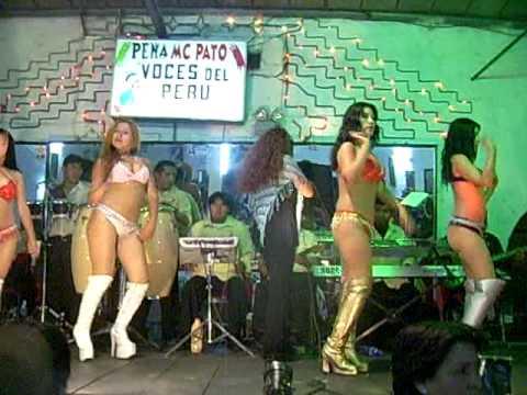 chicas del Mac Pato Arequipa  I