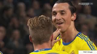 ⚽ Bồ Đào Nha 3 2 Thụy Điển l Ronaldo vs Ibrahimovíc   Siêu nhân đại chiến