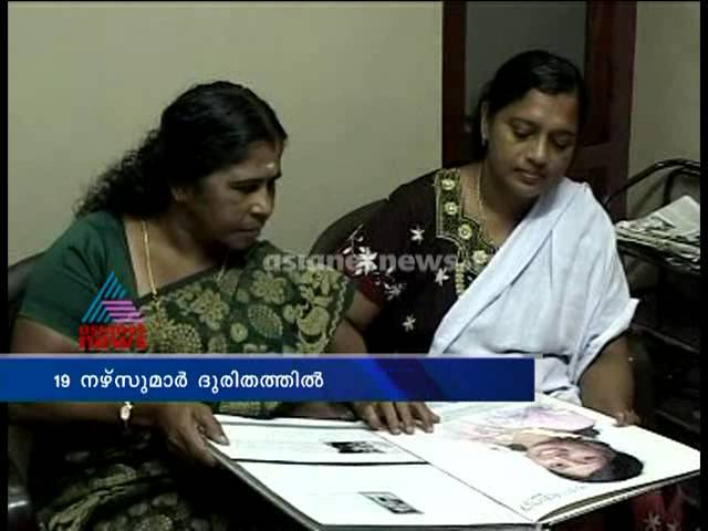 19 Malayalee nurses trapped in Iraq to fly home