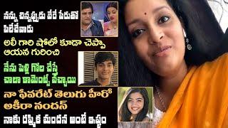 Renu Desai about Akira Nandan, Rashmika Mandanna..