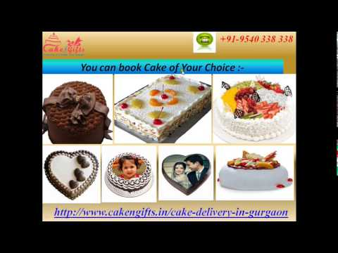 Get best service of Cake & Flowers Delivery via CakenGifts.in