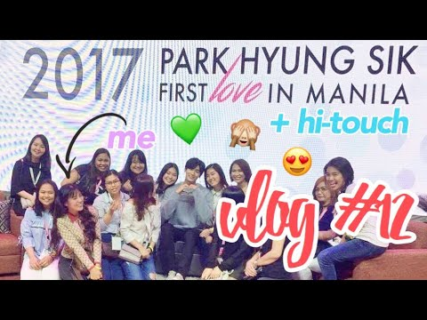 Vlog #12: Park Hyung Sik in Manila (He tries Pinoy food, learns Filipino phrases, wears Barong&more)