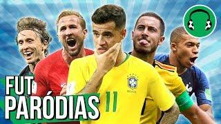 ♫ BRASIL VAZOU... MAS A COPA CONTINUA! | Paródia Amor Falso - Wesley Safadão e Aldair Playboy