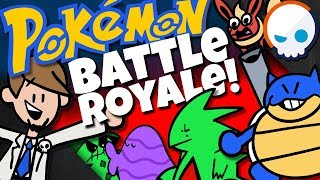 ULTIMATE POKEMON BATTLE ROYALE! 💥With SCIENCE! 💥 Gnoggin