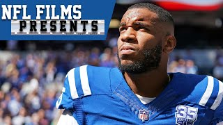 Eric Ebron: Finding A Home With The Colts | NFL Films Presents