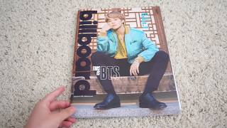 [UNBOXING] BTS x Billboard Magazine (Jimin cover)