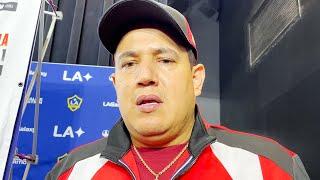 EDDY REYNOSO ADMITS WILDER FIGHT FOR ANDY RUIZ IS DANGEROUS