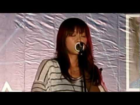 陳綺貞第3首歌.就算全世界與我為敵.2012文化大學畢業公益演唱會
