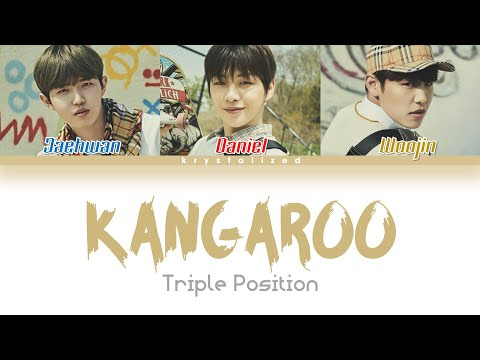 [Wanna One] Triple Position - Kangaroo (캥거루) [HAN|ROM|ENG Color Coded Lyrics]