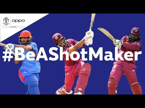 Oppo #BeAShotMaker | Afghanistan vs West Indies - Shot of the Day | ICC Cricket World Cup 2019.mp4