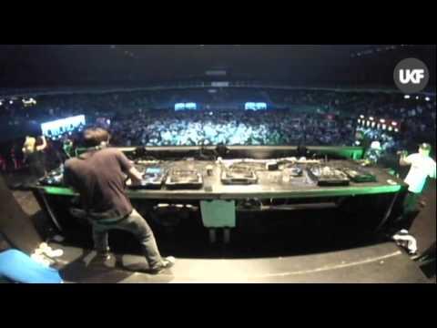 Rampage Lotto Arena Antwerp Murdock Ukf