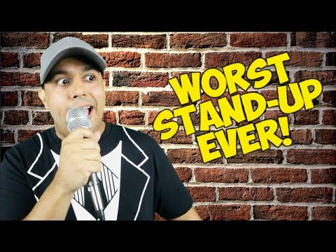 WORST STAND-UP COMIC EVER! - DashieXP  - sLwi3jnGQZY -