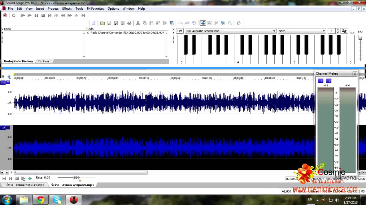 Sound Forge 10 With Keygen Free Download