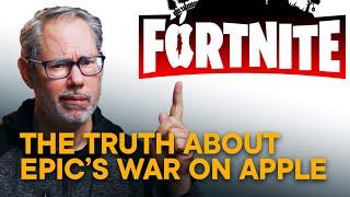 Fortnite BANNED: Epic's WAR on APPLE