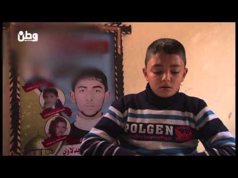 """طلال فقد توأمه وشقيقه محمد أصيب أثناء مشاهدة """"كأس العالم"""" بعد عودة الكهرباء"""