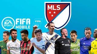 FIFA Mobile 19 - VELA SCORES HATRICK!!!! | MLS FUT Mobile Series