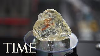 The Teenage Miner, The Village And The 709-Carat Diamond That Changed Everything   TIME