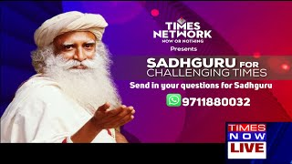 Light up your life, light up the nation! - Sadhguru..