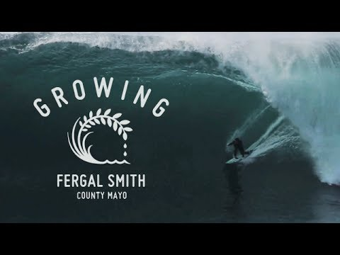 Fergal Smith - Growing - County Mayo   Ep1 - Smashpipe sports