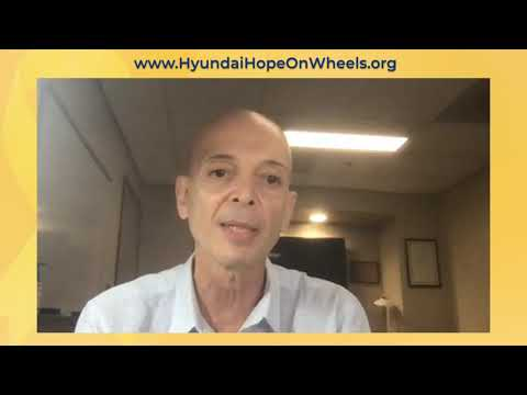 Hyundai Hope On Wheels Presents Steele Children's with Research Grant in Virtual Handshake Ceremony