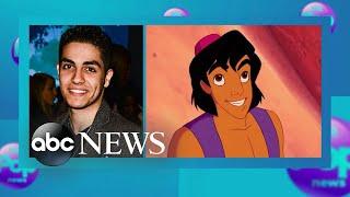 Mena Massoud cast as Aladdin in upcoming Disney film