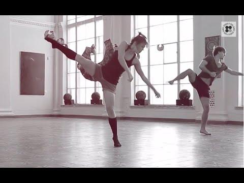 Ed Sheeran - Give me love | contemporary choreography Vladimir Babich, Alisa Zaitseva | Dside Dance