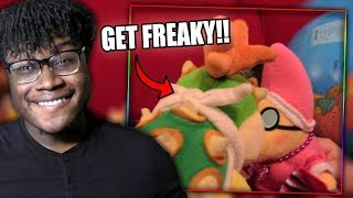 BOWSER JR. HOOKS UP WITH CODY'S SISTER! | SML Movie: Cody's Sister Reaction!