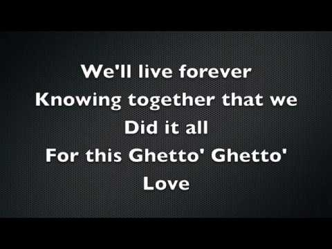 Karl Wolf Feat. Kardinal Offishall - Ghetto Love W/Lyrics
