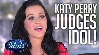 Katy Perry American Idol Judge Best Moments | Idols Global