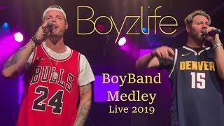 Boyzlife - Boyband Medley live 2019