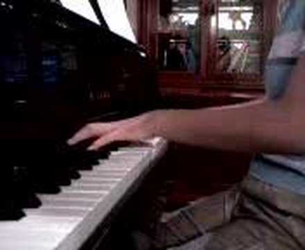 Can't Help Falling In Love on Piano, Kim Sam Soon Version