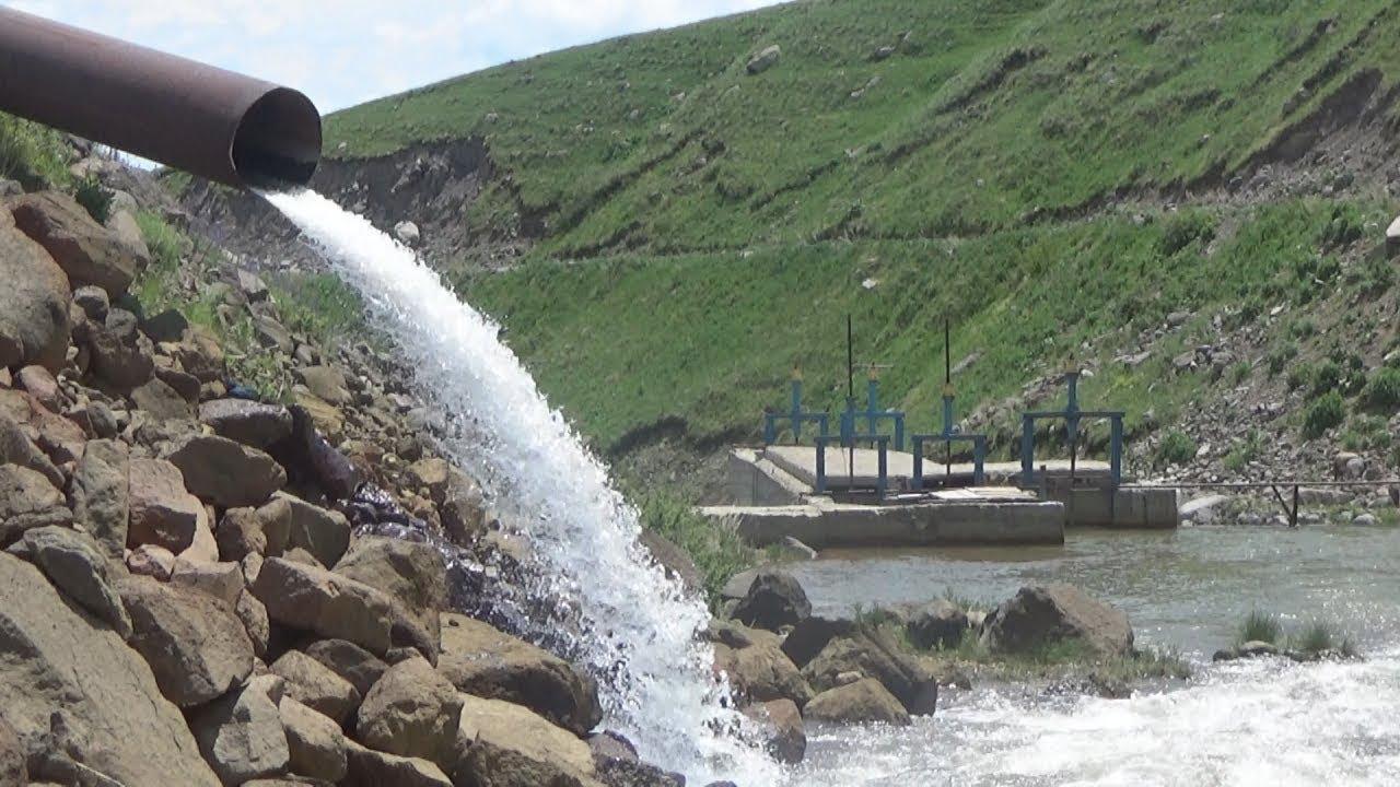 Армения: земледельцы требуют закрыть ГЭС на реке Гегарот