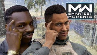 Smartest 1000 IQ Plays in Modern Warfare (MW Big Brain Plays)