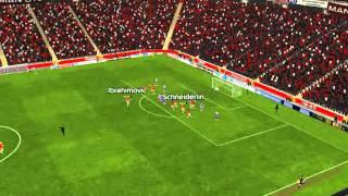 Man Utd vs Anderlecht - 31 minutes