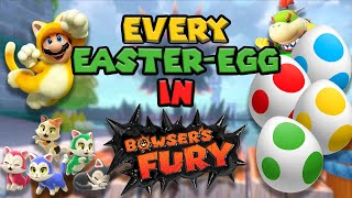Every Easter-egg in Bowsers Fury: Super Mario 3D World