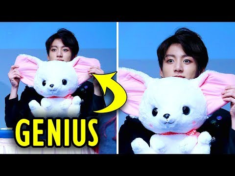 Questionable things Jungkook (정국) does 😆