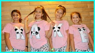 """OUR FIRST DAY IN ORLANDO """" FAMILY VACATION """" 