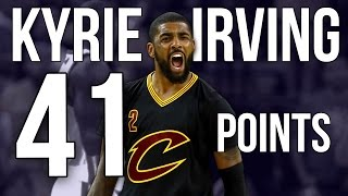 Kyrie Irving 41-Point Game 5 NBA Finals Full Highlights
