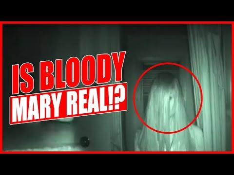 Bloody Mary Is Real Official Version Youtube