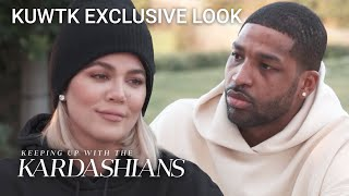 Will Khloé Kardashian Move Into Tristan's House? | KUWTK Exclusive Look | E!