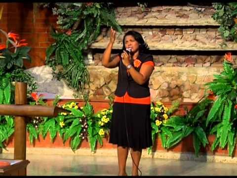 Desde que siento tu presencia - Ruth Esther Sandoval en Conf.