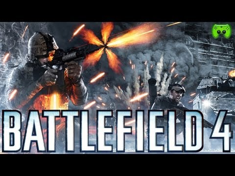 BATTLEFIELD 4 BETA # 1 - Siege of Shanghai Domination «» Let's Play Battlefield 4 / BF4 | HD
