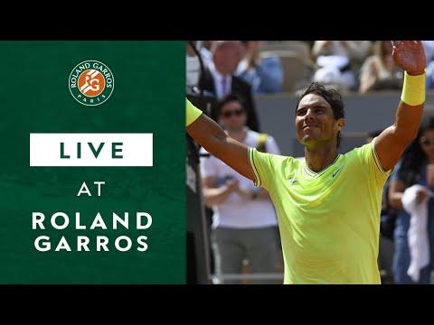 Live at Roland-Garros #2 - Daily Show | Roland-Garros 2019